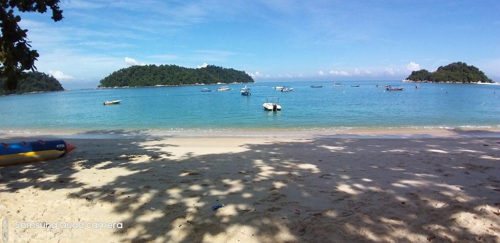 Coral Beach Pangkor Island