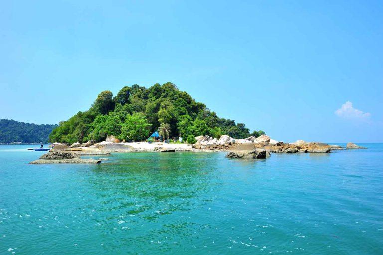 Pulau Giam / Giam Island Pangkor