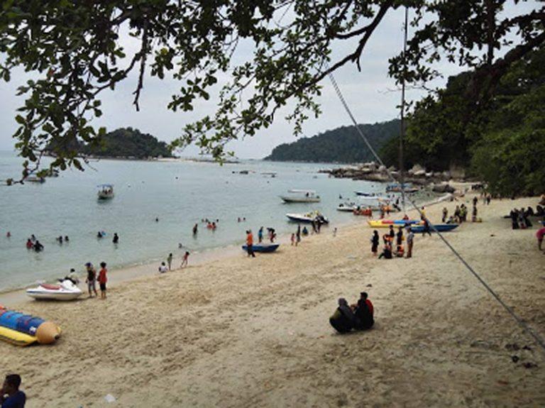 Teluk Nipah Beach Pangkor Island