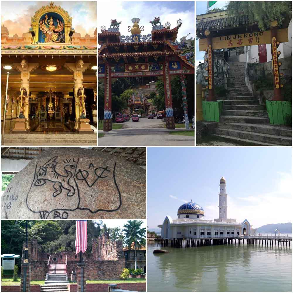 Attractions in Pangkor - History And Religion