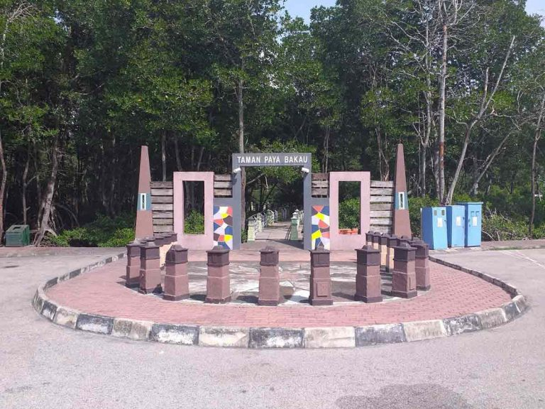 Taman Paya Bakau Desa Manjung Raya / Mangrove Swamp Park