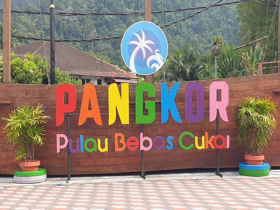 Pangkor Island - Duty Free Island
