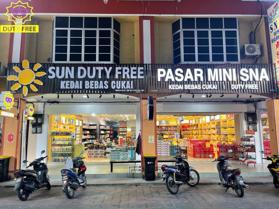 Sun Duty Free Pangkor Island