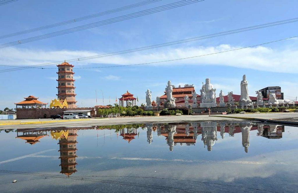Tua Pek Kong Temple (品仙祠大伯公和观音堂) Sitiawan, Perak