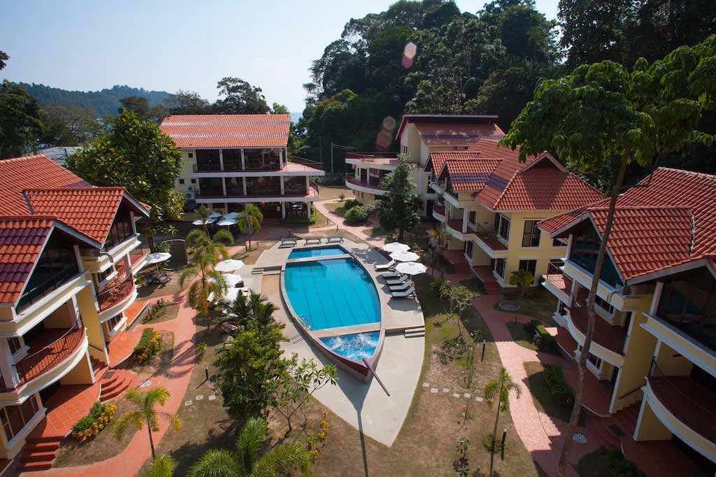 Anjungan Beach Resort & Spa Pangkor