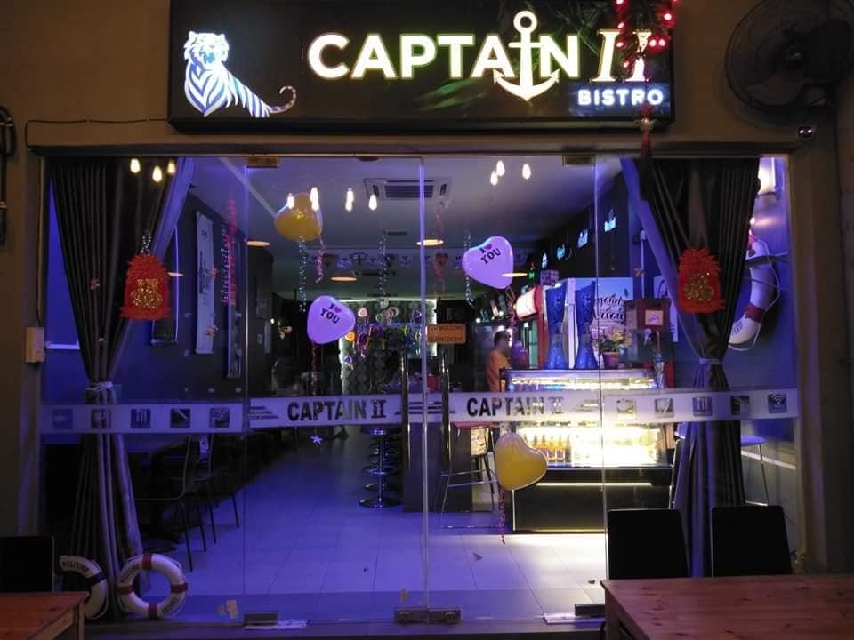 Captain 2 Cafe Pangkor