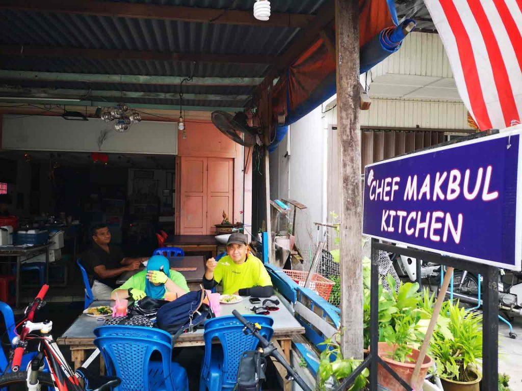 Chef Makbul Kitchen