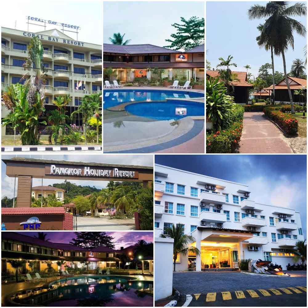 Hotel at Pasir Bagok Pangkor