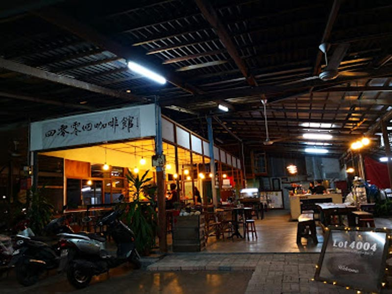 Lot 4004 Cafe Pangkor