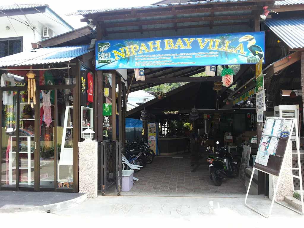 Nipah Bay Villa - Teluk Nipah Pangkor Island