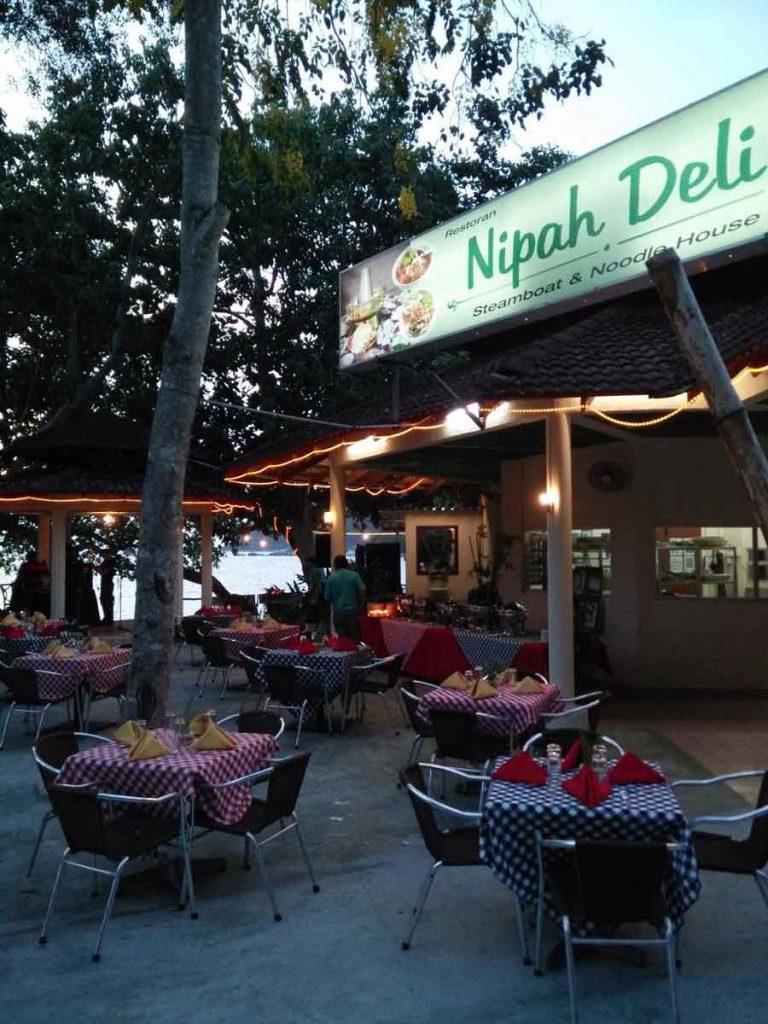 Nipah Deli Steamboat & Noodle House - Pangkor Island