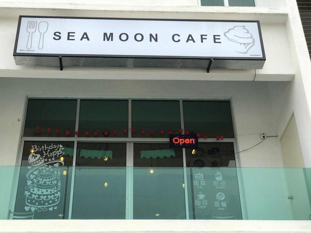 Sea Moon Cafe - Pangkor Island